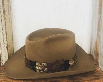 d4ff0405101 Feather resistol hat