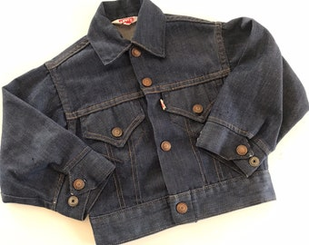 bfc9d95f26ec Kids levis jacket