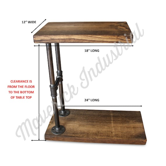 Stupendous Industrial Furniture Coffee Table Side Table Laptop Stand End Table Computer Table Ctable Q1 Andrewgaddart Wooden Chair Designs For Living Room Andrewgaddartcom