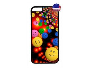 New Slim Hard Case Cover For Apple iPod 4 5 6 Funny Emoji Emoticon Poop