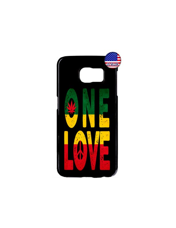 Reggae Rasta One Love Weed Peace Symbol Case Cover For Etsy