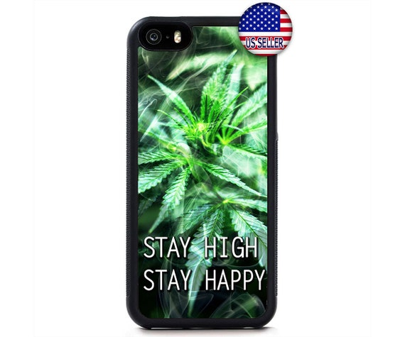 Cute Reggae Rasta One Love Quote Weed Slim Back Case Cover For Apple iPod 4 5 6
