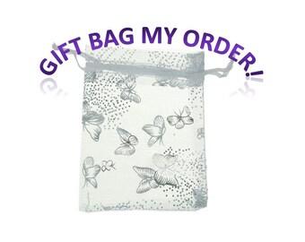 Gift wrap my order, Gift Bag my order!