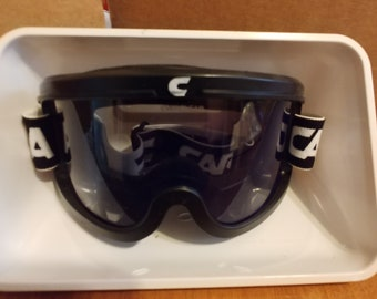 02557bf9a76 Vintage New Rare Carrera Everclear Sports Goggles 5018 Power 100% UV Gift  Snowmobile Skiing Winter Sports Gift