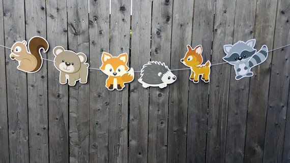 Fox Handmade 'In The Sticks' Wooden Hanging Sign Woodland Animals