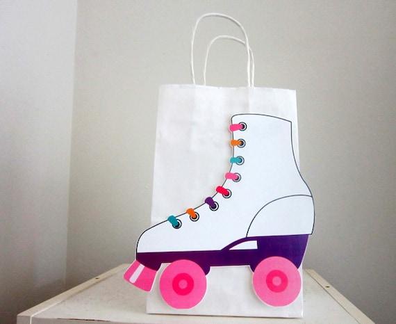 Roller Gift Bags Organza