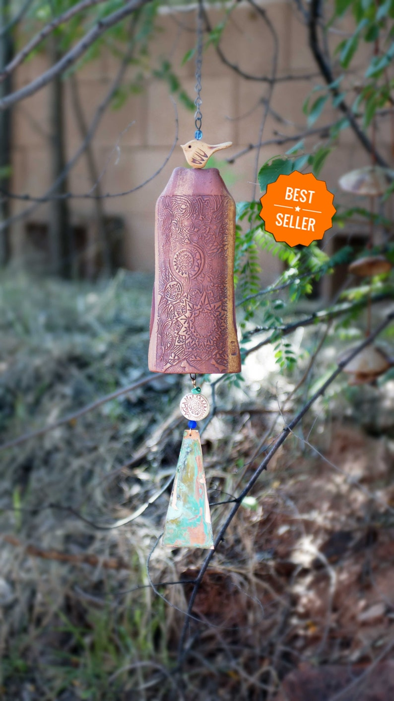 Top Selling Birthday Gifts For Her Ceramic Wind Chimes Most