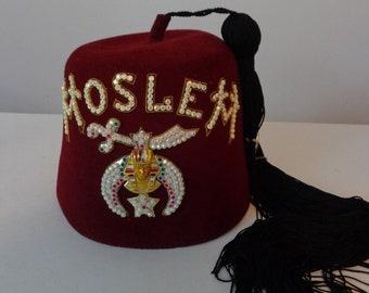 Vintage Fez Moslem Turin   Co Inc d6330ab6d361