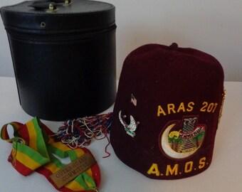 Shriners fez hat  0fc8784248b1