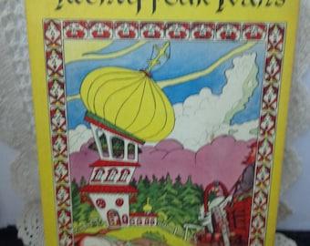 1946 Russian Folk Tale The Twenty Four Ivans Vintage Kids Book Russian Vintage Folk Tale Story Illustrated by George Livingston