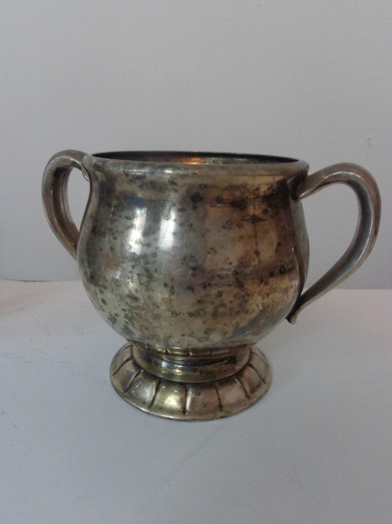 Vintage Teapot Gloriana cream,sugar Vintage Novility Plate Empire Craft Set Empire Craft Novility Plate Gloriana Empire Craft E.P Lead