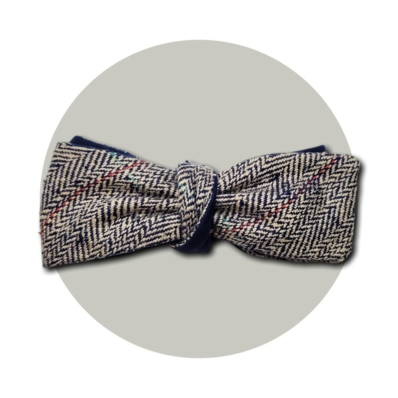 Luxe Collection Men's Self-Tie Traditional Bow Tie  image 0