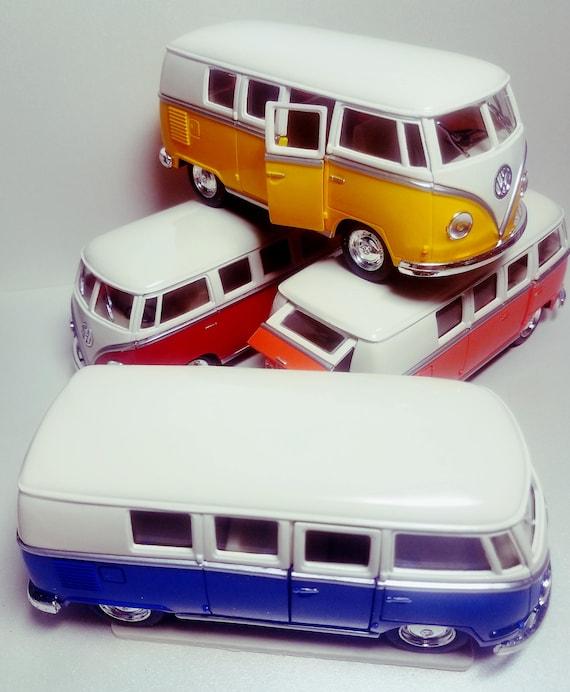 Choisir Les Couleurs Annees 1960 Volkswagen Bus Van Modele Etsy