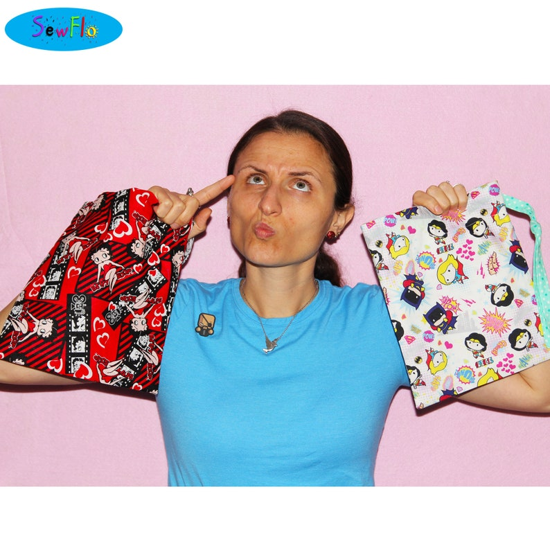Knitting Bag-Sock Knitting Bag-Project Knitting Bag-Knitting image 0