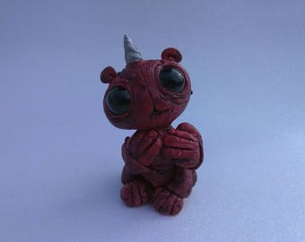 Cute Creature Monster Sculpture