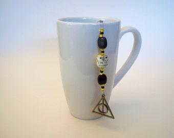 Harry Potter Inspired Tea Infuser - Hufflepuff