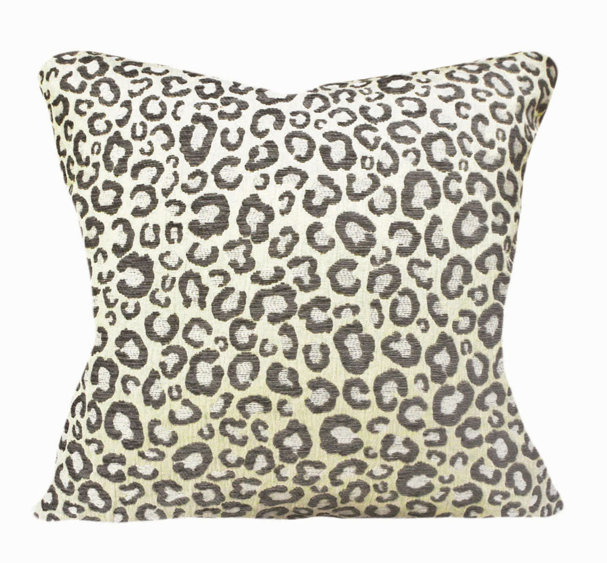 Leopard Decorative Pillow Cover Throw Pillow Both Sides Etsy