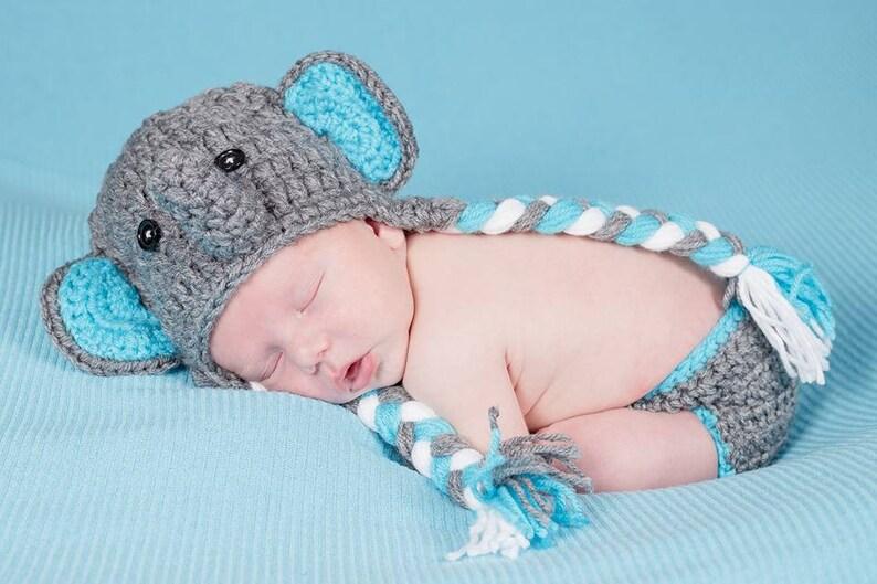 How To Crochet Elephant Edging | Crochet edging patterns, Crochet ... | 529x794