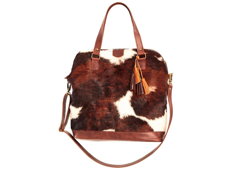 ac315d8bfb Cowhide bag large tote made of high quality leather