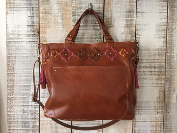 9feb09bd51bb Leather bag Caramel leather purse large handbag crossbody