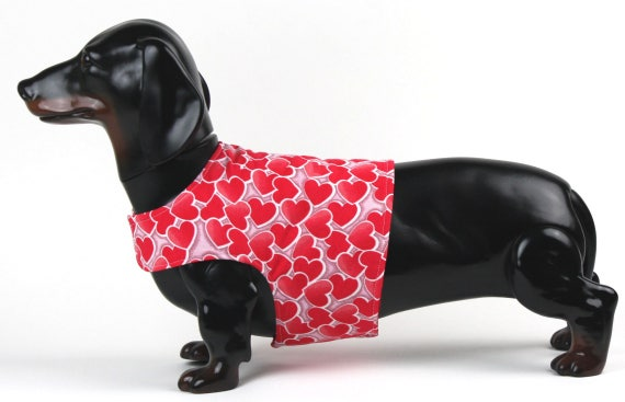 Hearts Dog Jacket Pet Gift Birthday Gifts For Wife Teacup Dog Clothes Dog Clothing French Bulldog Clothes Dog Vest Girl Dog Clothes