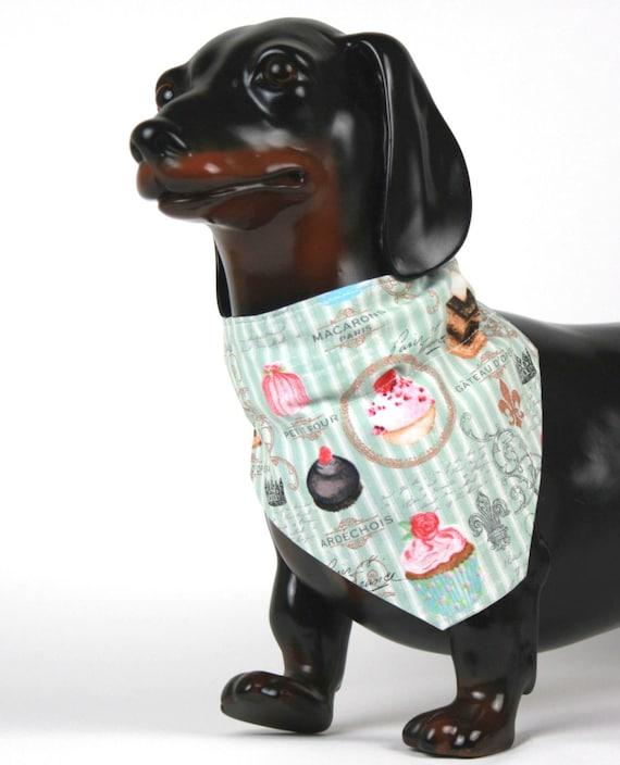 Any Fabric in our Store Dog Bandana Dog Bandanna Personalized Dog Bandanna Tie Bandana