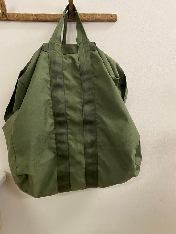 Military Duffel Bag//Overnight Bag