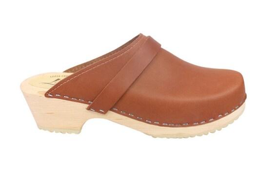 Classic Tan Clog