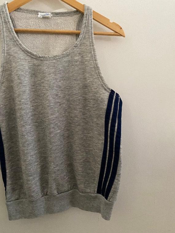 Vintage Sweatshirt Tank