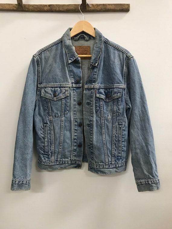 Vintage Levi's Denim Jacket #1 Unisex