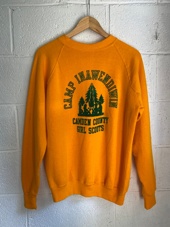 Vintage Camp Sweatshirt