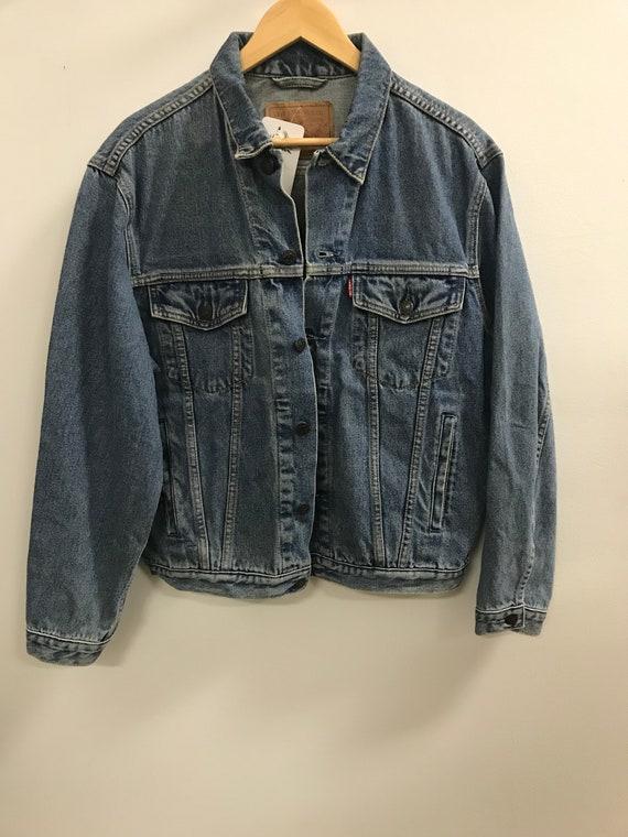 Vintage Levi's Denim Jacket #2 Unisex