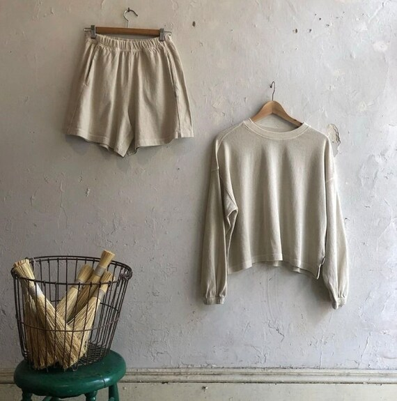 Textured Cotton Set