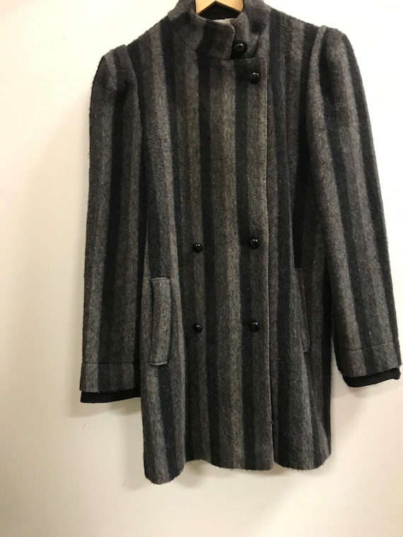 Vintage Wool Pea Coat