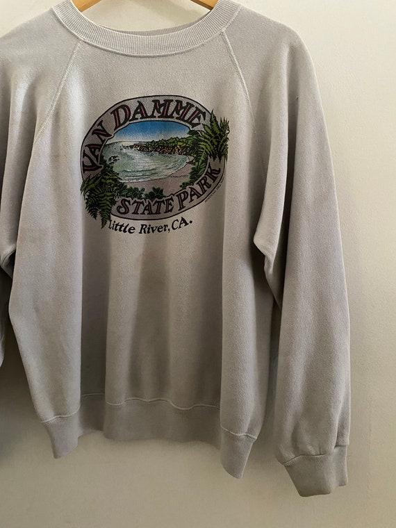 Van Damme State Park 50/50 Pullover