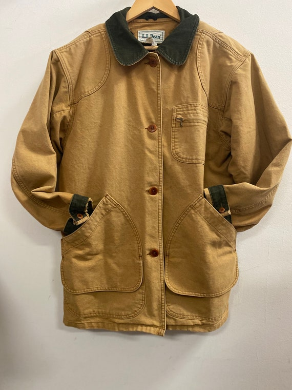 Vintage Women's LL Bean Barn/Chore Coat