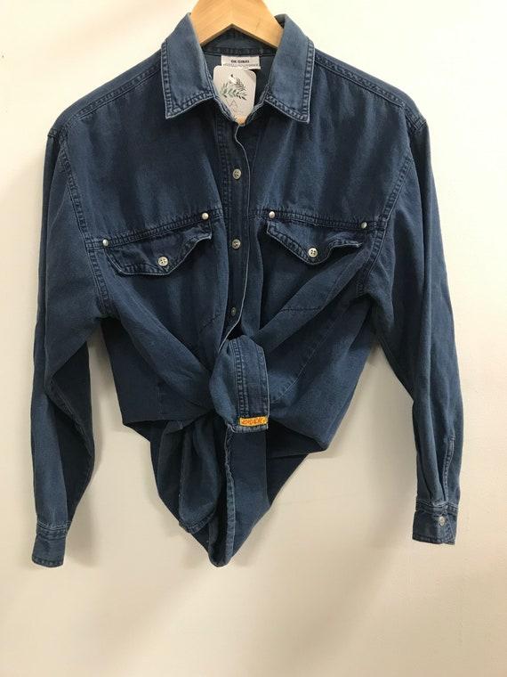 Vintage Jordache Jeanswear Button Up