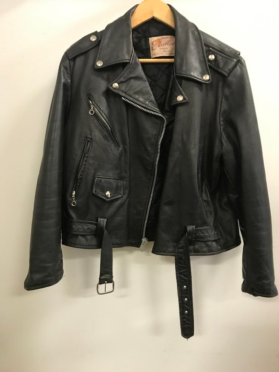 Vintage Women's Excelled Leather Jacket