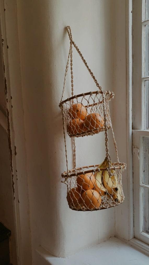 Handmade Jhuri Hanging Basket