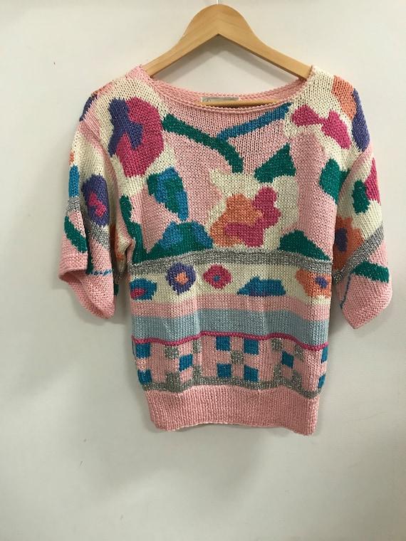 Festive Vintage Sweater
