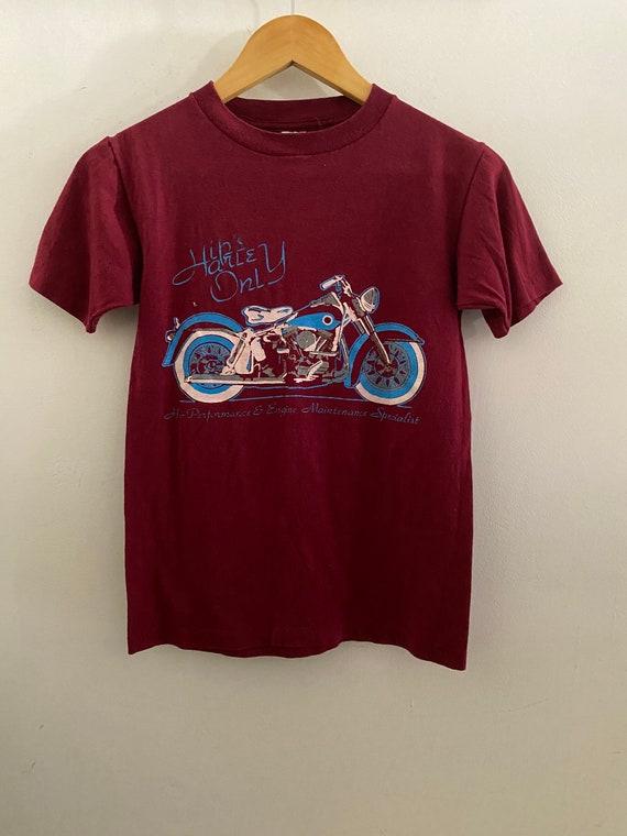 Vintage Harley Davidson Only Tee