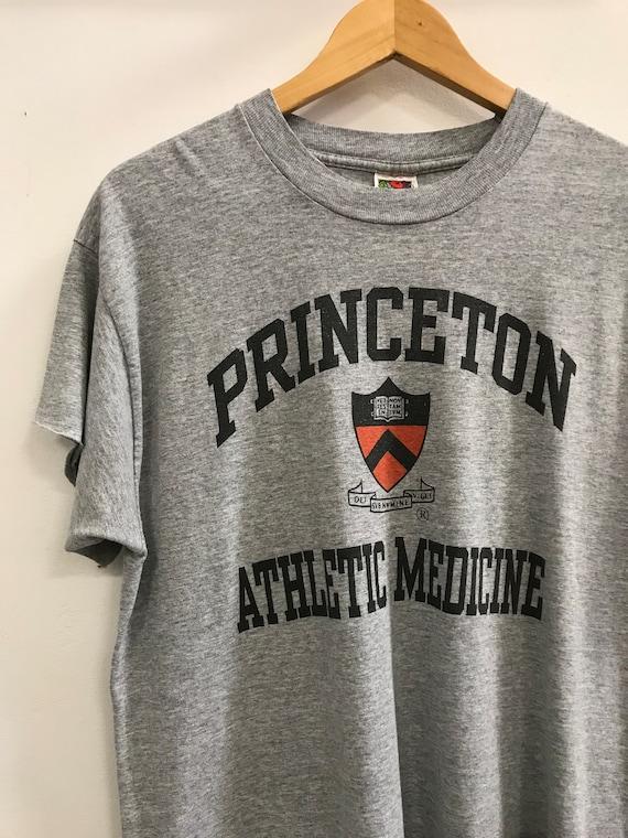 Vintage Princeton Athletic Medicine