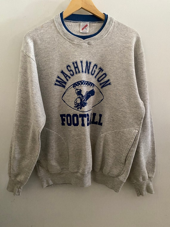 Vintage Washington Football Sweatshirt