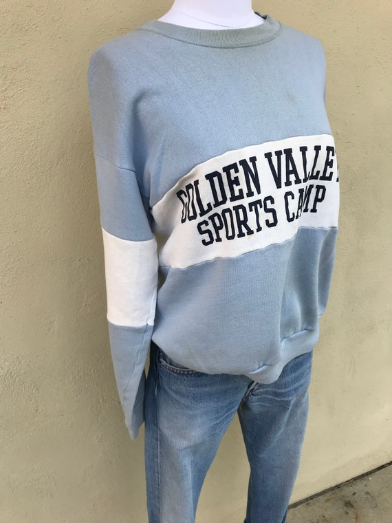 Vintage Golden Valley Sports Camp