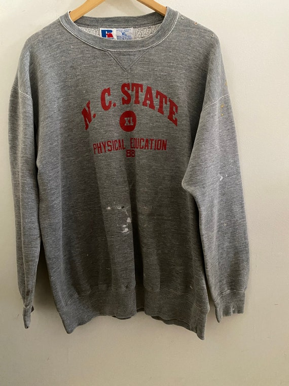 N.C. Stats Physical Education Sweatshirt