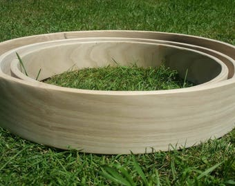 Oak Shamanic Drum Hoop