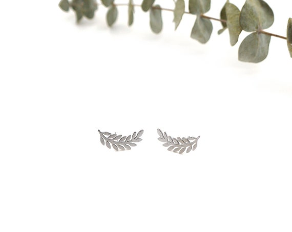 Scandinavian Minimalist Earrings