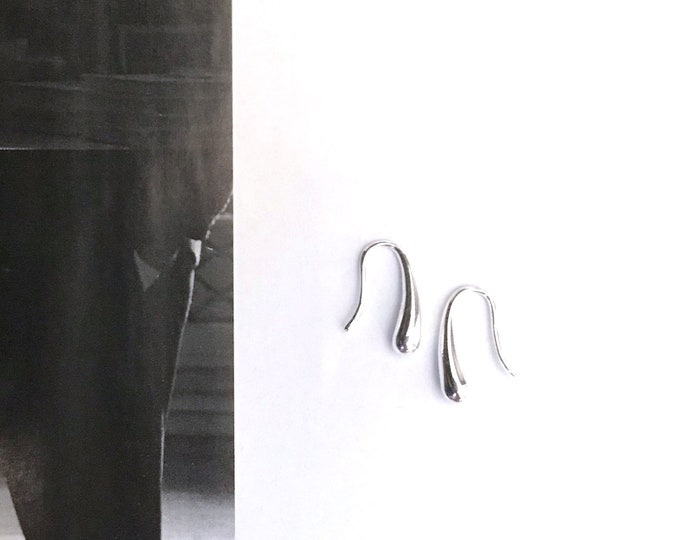 Sterling Silver Ear Cuff Earrings