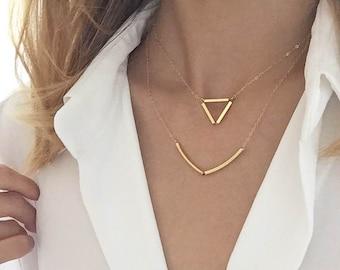 Layering Necklace Set