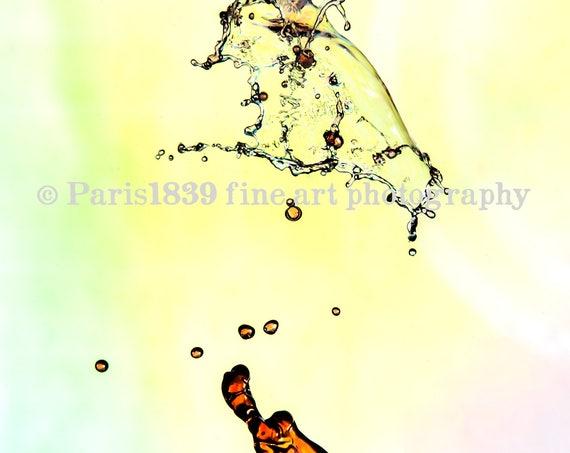 DIGITAL DOWNLOAD, Living Room Wall Decor, Water Drop Art, Living Room Pictures, Droplet Photography, Pictures For Living Room, Water Droplet